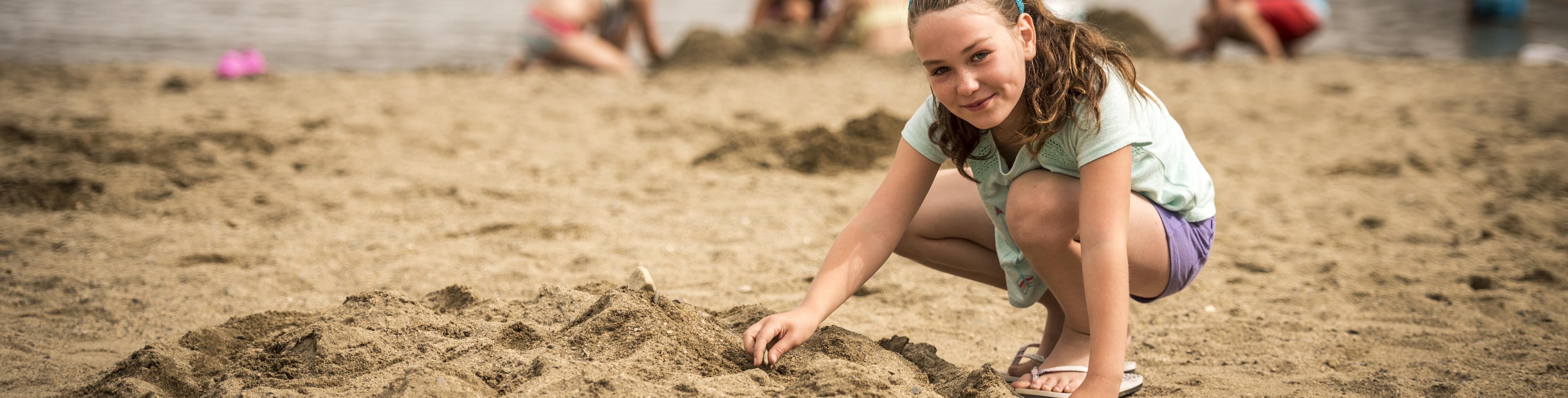 Plage Baie-des-sables