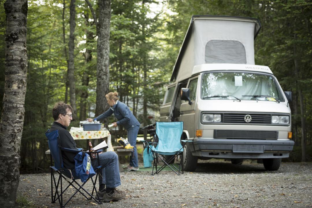Camping – Station touristique Baie des sables