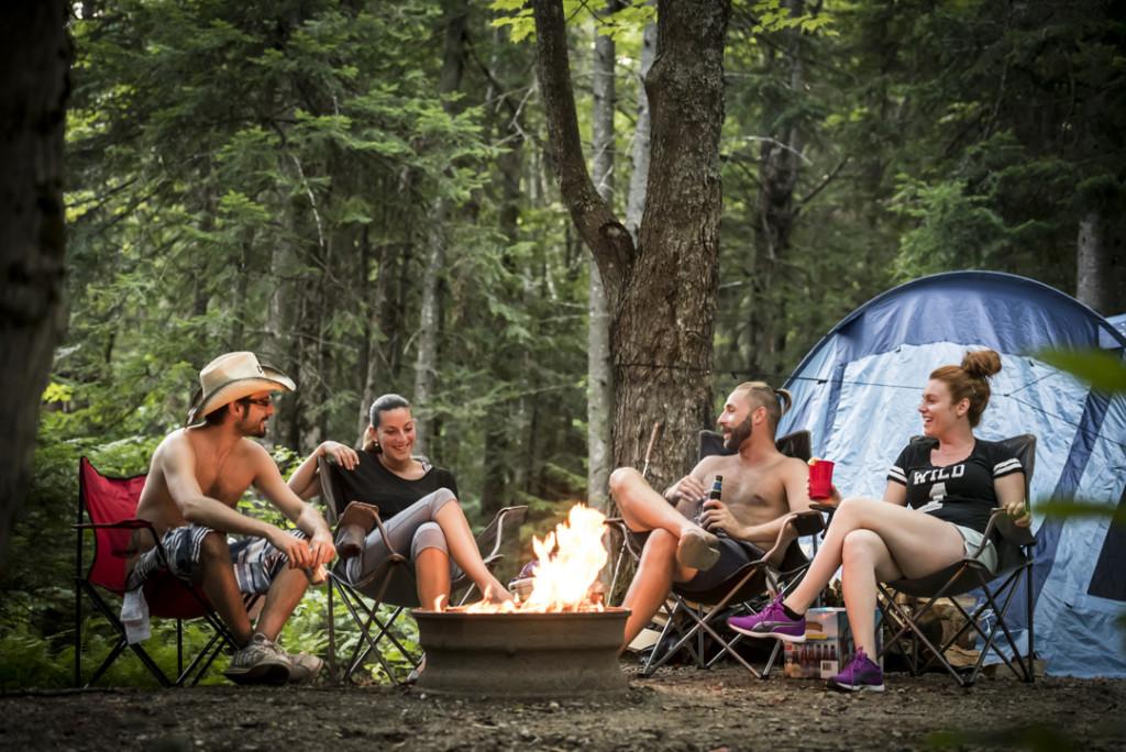 Camping - Station touristique Baie des Sables