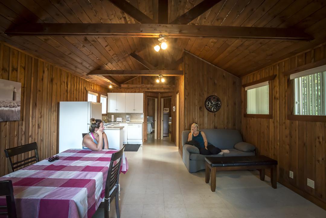 Chalet - Station touristique Baie des Sables