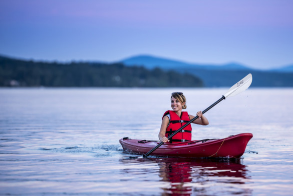 Kayak – Station touristique Baie des sables