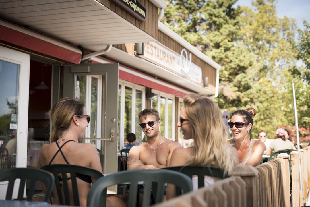 Restaurant Le voilier - Station touristique Baie des Sables