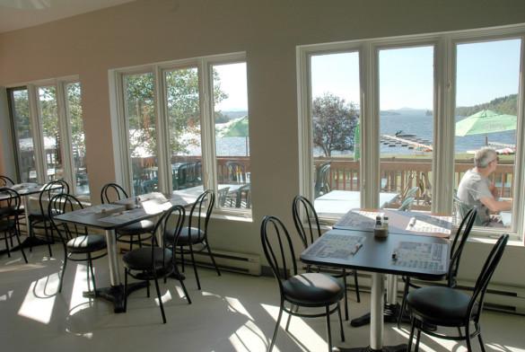 Restaurant Le Voilier- Station touristique Baie des sables