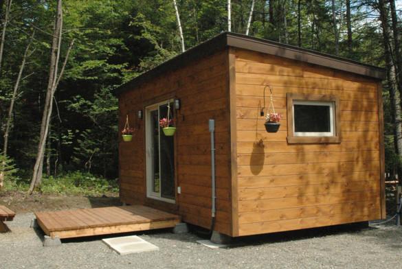 Prêt-à-camper- Station touristique Baie des sables