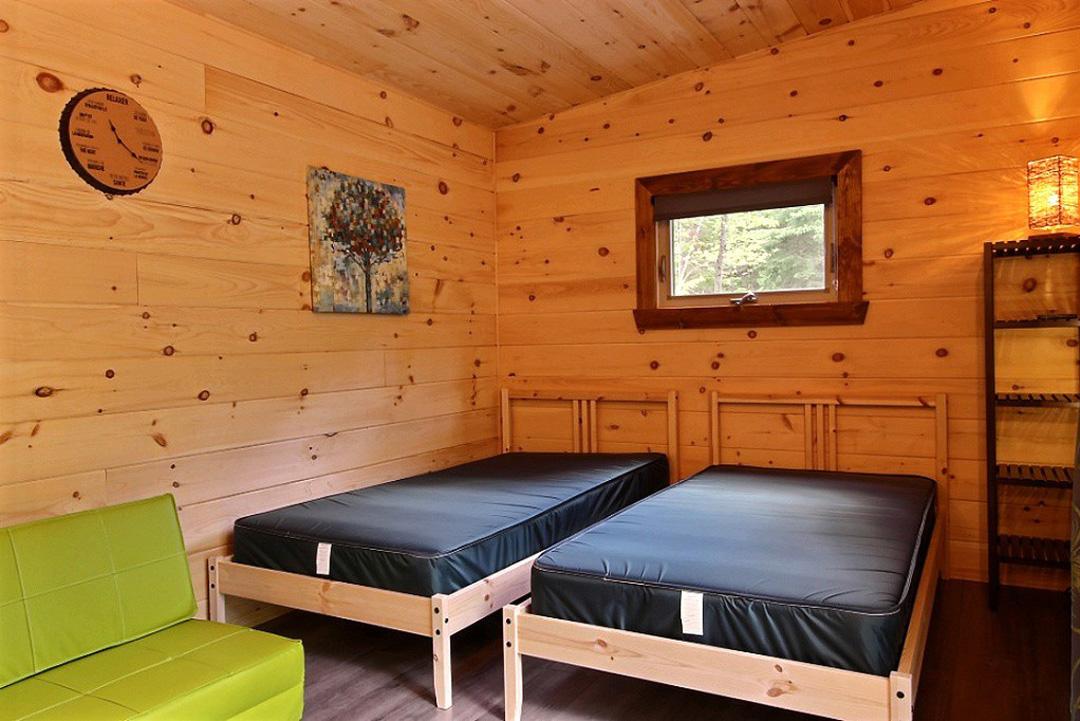 Chambre – prêt-à-camper #11