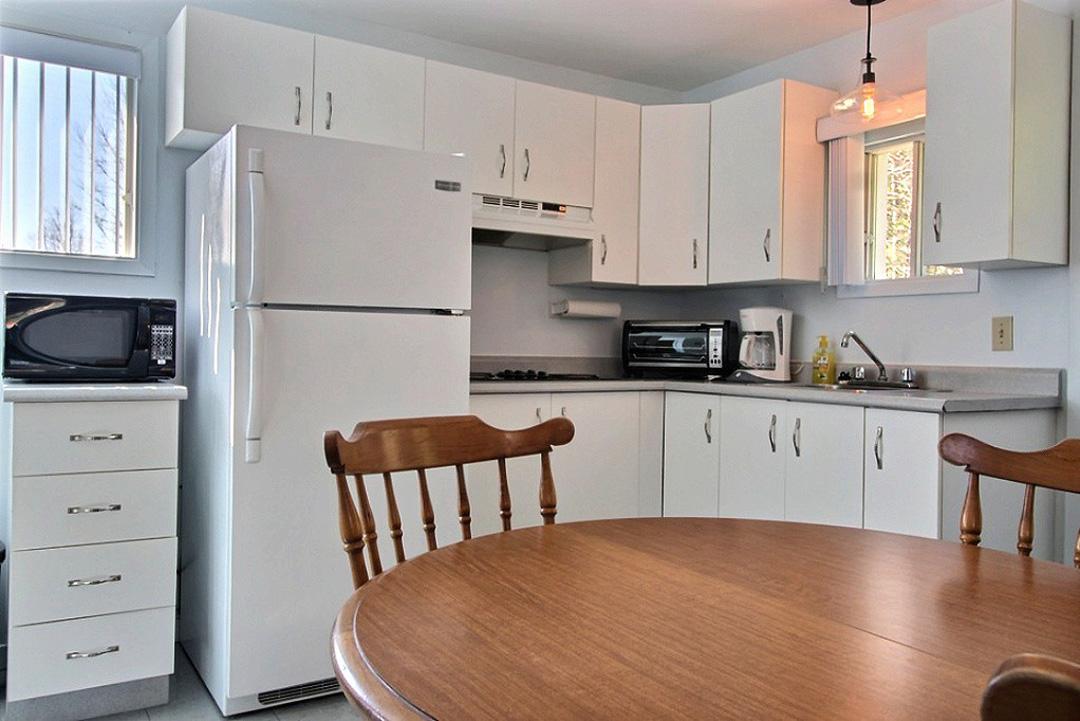 Cuisine – Appartement #6