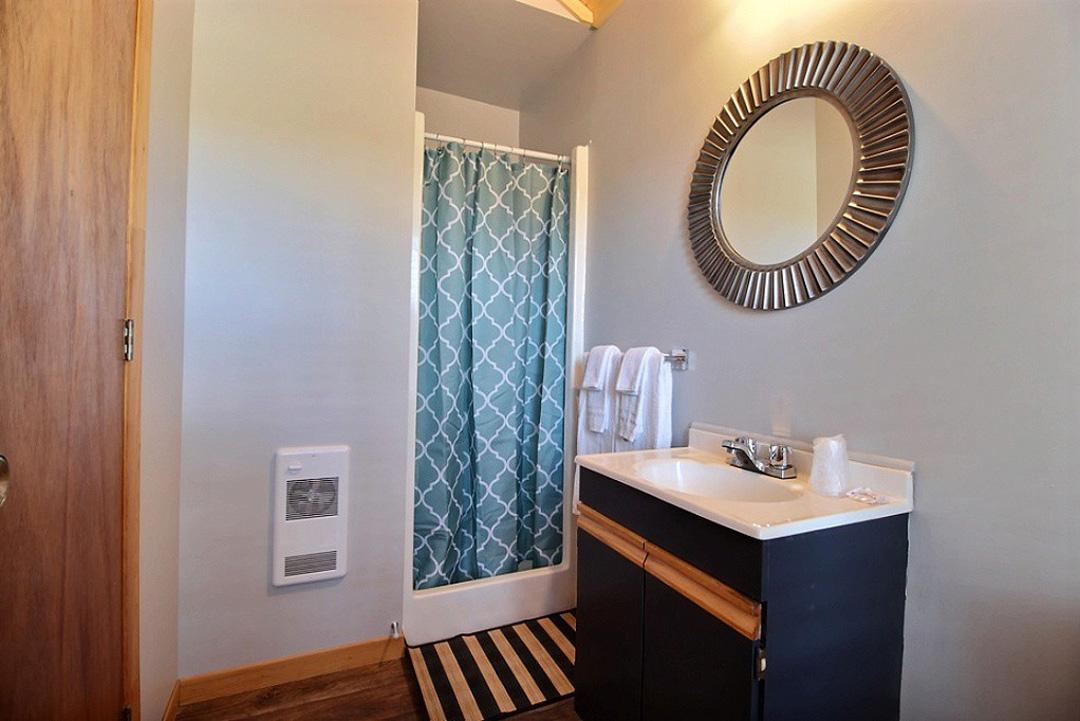 Salle de bain – Chambre #1